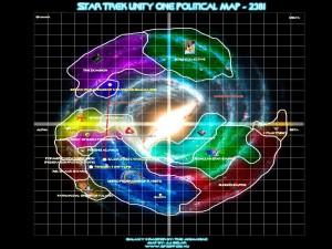 Galaxiskarte (mit Spirale)